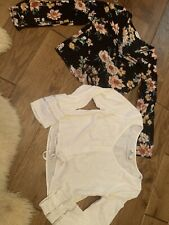 Ladies Lovely Hollister Tops Size M 10