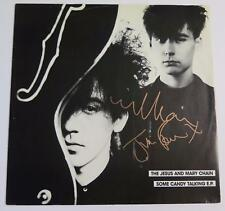 "THE JESUS AND MARY CHAIN Signed Autograph ""Some Candy Talking"" Album Vinyl LP"