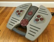 **BODYVAC HS-1000 PULSATING FOOT THERAPY MASSAGER SPA MASSAGE Foot-Controlled