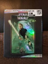 Star Wars Return of The Jedi (Blu-Ray, 2019) no digital