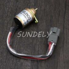 Fuel Shutdown Diesel Shut Off Solenoid 119233-77932 for John Deere Tractor