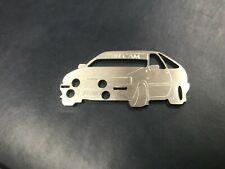 Toyota Twin Cam AE86 car keyring