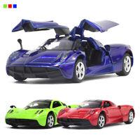 1:32 Pagani Zonda Vehicle Car Alloy Diecast Car Model w/light sound Toy Gift