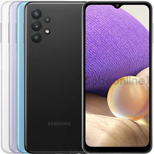 "Samsung Galaxy A32 128GB SM-A325M/DS (FACTORY UNLOCKED) 5000mAh 64MP 6.5"""