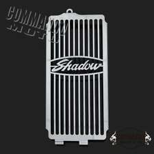 1Pc Radiator Grille Guard Cover For Honda Shadow ACE VT400 / VT750 1997-2003