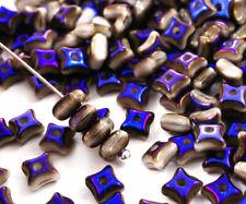 al por mayor forma de estrella granos Completo Taladro Varios Tamaños laboratorio creado ópalo sintético