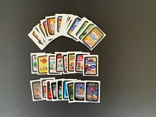 2013 Topps Wacky Packages ANS11 Complete Set With Distractions & Rude Food Set