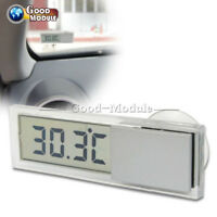 Mini Car Indoor  Temperature Meter Thermometer LCD Digital Display Room Awesome