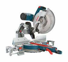 Bosch GCM12SDRT 12 in. 15 Amp Axial-Glide Dual-Bevel Glide Miter Saw New