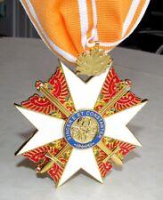German Empire - Prussian Grand Cross Order Of The Red Eagle & Oak Leaf WW1  WWI