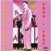 Frankie Carle & His Orchestra : Carles Boogie 1944-1947 CD