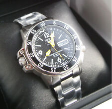 Seiko Gadget - Auto Diver - Atlas Watch - 200M - SKZ211K1, New, Box,Tags