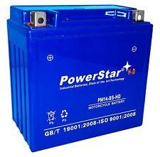 YTX14-BS Sealed AGM Battery for Honda Utility Vehicle MUV700 Big Red 700 UTV