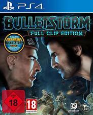 PS4 Juego Bulletstorm Full Clip Edición Producto Nuevo