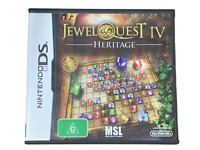 Jewel Quest IV Heritage DS 2DS 3DS Game *Complete*