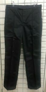 Ex Police Mens Trousers Work, Security Trousers, Doorman Black Adjustable Size
