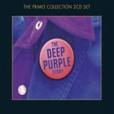 The Deep Purple Story by Deep Purple (CD, Jan-2007, 2 Discs, Primo Records)
