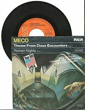 """Meco, Theme from close Encounters, G/VG 7"""" Single 0574"""