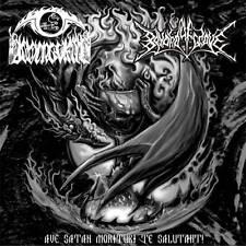 Beyond ye tomba/Doomguard-Ave Satana morituri te salutant! (Rus), CD