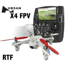 Hubsan X4 FPV 5.8GHz 6 Axis RC Quadcopter Live LCD Video Camera Transmitter RTF