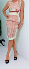 Dolce & Gabbana vestido GR. it 40 (34) seda XS