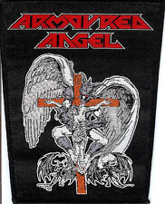 Armoured Angel Communion Patch Slayer Metallica Venom Celtic Frost Thrash