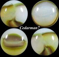 Cedarman7* One Beautiful Vintage Wet Mint (-) Peltier Rainbo Marble! toy sale
