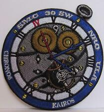 ORIGINAL 30 SW NROL-79 BOOSTER ATLAS V VAFB USAF SPACE PATCH CHRONOS KAIROS