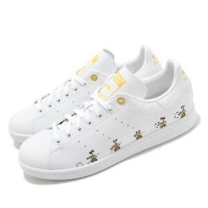 adidas Originals Stan Smith Disney Wall-e White Yellow Men Unisex Casual GZ3097
