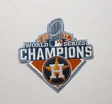LOT OF (1) MLB HOUSTON ASTROS EMBROIDERED PATCHES TYPE (G) ITEM # 44