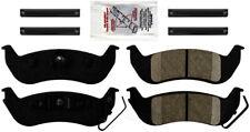 Disc Brake Pad Set-4WD Rear Autopartsource PRC1040A