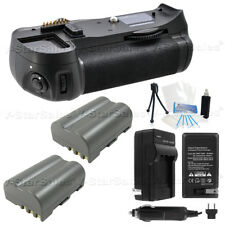 Ultrapro Battery Grip For Nikon D300/D700 +2X EN-EL3E Battery +Charger Kit
