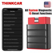 LAUNCH ThinkDrive Bluetooth Adapter Car Code Reader OBD2 Scanner ABS SRS one VIN