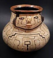 Old Shipibo Conibo Vessel - PERU - Early to Mid 20th Century