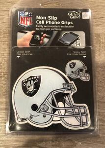LAS VEGAS RAIDERS NFL Get a Grip Non-Slip Cell Phone Grip
