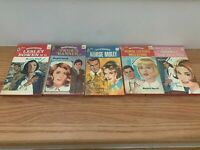 Lot of 5 All Marjorie Nell Red Edge Vintage Harlequin 1970's
