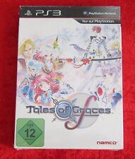 Tales of Graces f Europa Version, PS3, PlayStation 3 Spiel Neu, deutsche Version
