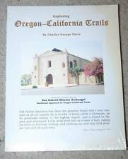New_Exploring Oregon-California Trails_Charles Davis_Indians_Fort Vancouver