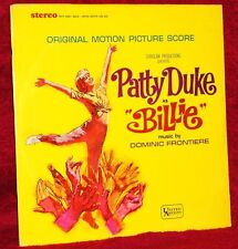 OST LP BILLIE PATTY DUKE DOMINIC FRONTIERE 1965 UNITED ARTISTS STEREO SEALED