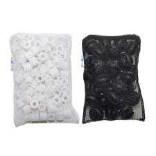 Aquarium Filter 500g Ceramic Rings  &  30pcs Bio Ball Combo with Media Bag