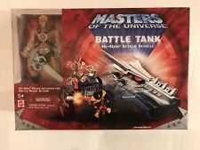 Masters of the Universe He-Man Battle Tank Attack Vehicle