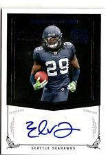 2010 National Treasures Earl Thomas RC Rookie Auto Autograph SP #72/99 Seahawks