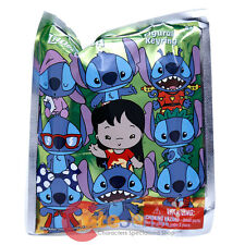 Disney Lilo and Stitch 3D Foam Figural Key Ring * Mystery Blind Bag * 1 Bag