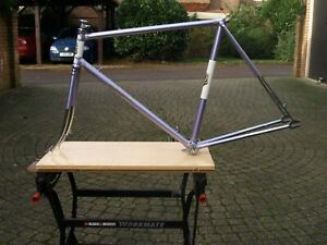 Vintage Langsett track/path frame late 40's early 50's