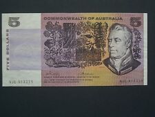 ***$5 Commonwealth of Australia** Crisp 'GEF'+ Banknote**
