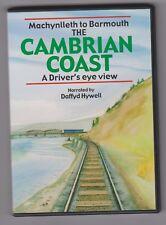 The Cambrian Coast (DVD) Railway DVD ~ Drivers Eye View ~ Cab Ride ~ Video 125