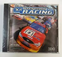 """""""BRAND NEW"""" TOCA Championship Racing PC CD-ROM 3D0 vintage video game SeALED"""