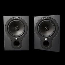 "Equator Audio EQD8 D8 8"" Biamplified Coaxial Studio Monitor Pair"