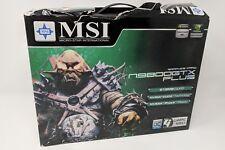MSI n9800gtx Plus 512mb GPU