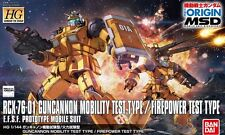 Gundam The Origin 1/144 HG #014 RXC-76-01 Guncannon Mobility Firepower Test Type